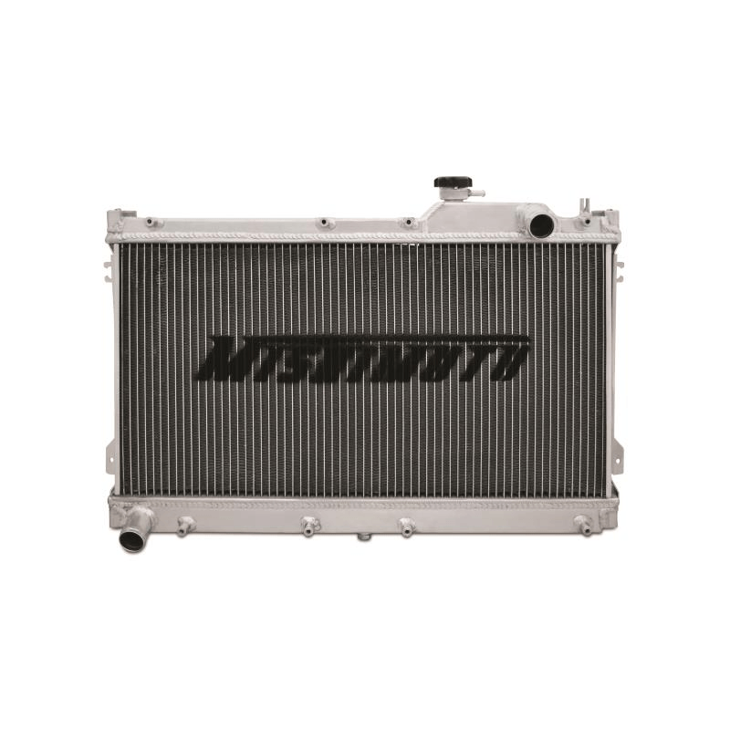MISHIMOTO Aluminum Radiator, 90-97 Mazda MIATA, Manual