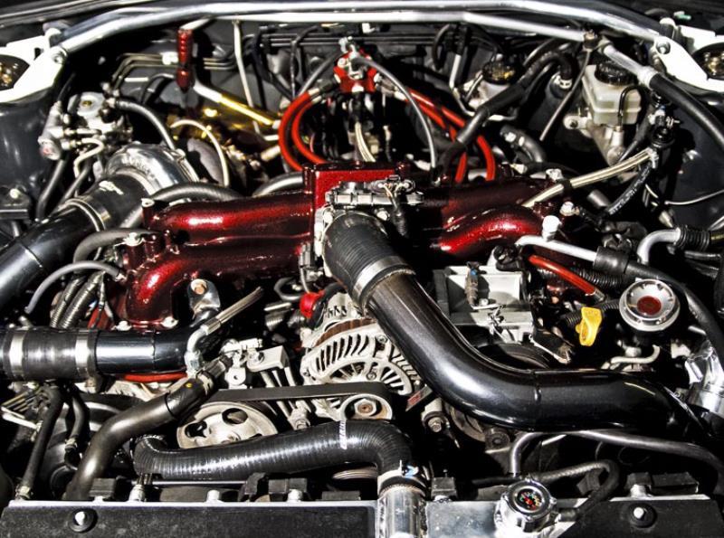 MISHIMOTO Aluminum Performance Radiator, 2001-2007 Subaru Impreza WRX & STI