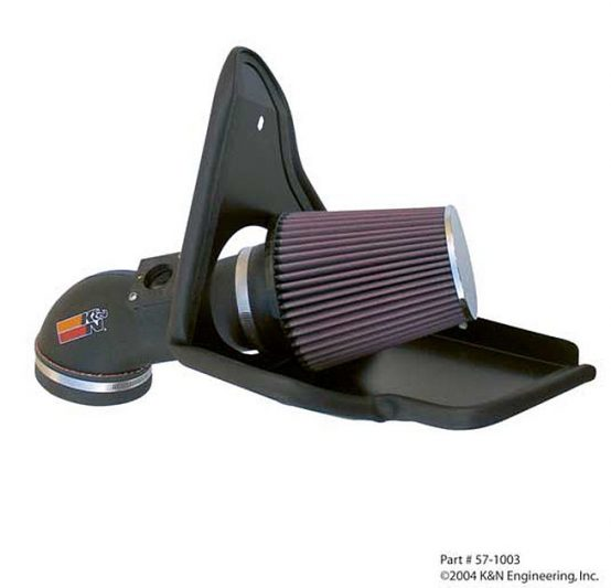 K&N 57-1003 Cold Air Intake for 01-05 BMW M3 3.2L L6