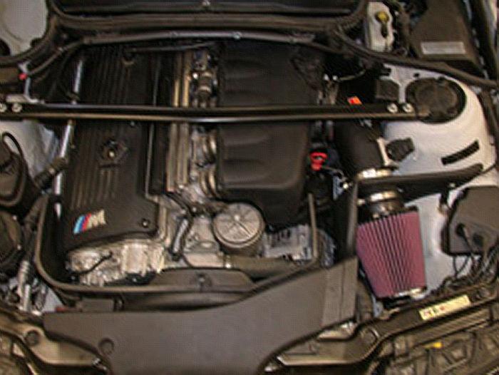 K&N 57-1003 Cold Air Intake for 01-05 BMW M3 3.2L L6
