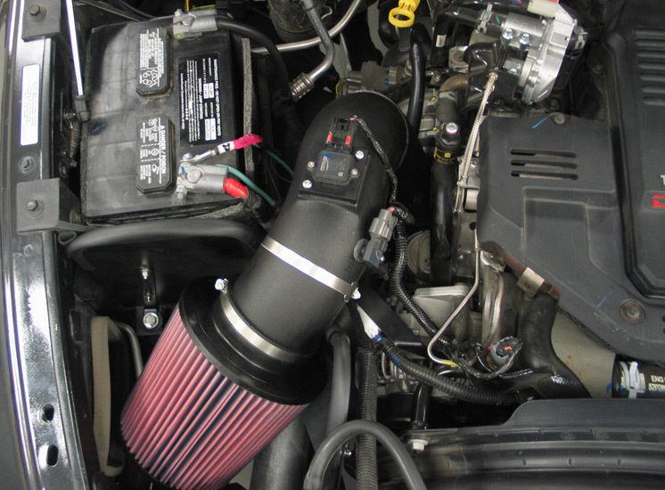 K&N 57-1557 Cold Air Intake for 07-09 RAM 2500/3500 Diesel