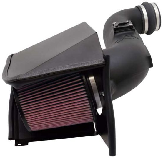 K&N 57-3057 Cold Air Intake for 05-07 SILVERADO & SIERRA, 6.6L V8 *50 State Legal* +22HP