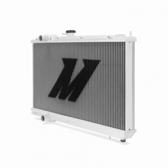 MISHIMOTO Aluminum Radiator, for 96-01 Mitsubishi LANCER EVOLUTION 4/5/6