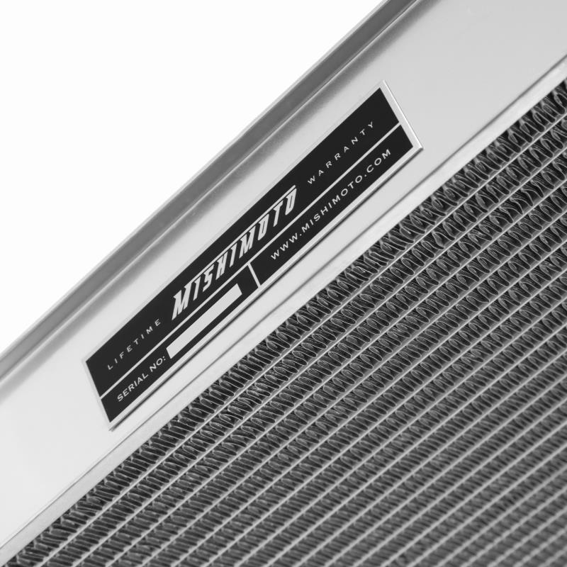 MISHIMOTO Aluminum Radiator, for 96-01 Mitsubishi LANCER EVOLUTION 4/5/6