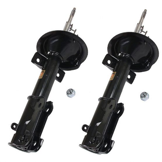 KYB FRONT Gas Strut/Shock Absorber Assembly Pair for 2005-2010 Ford MUSTANG