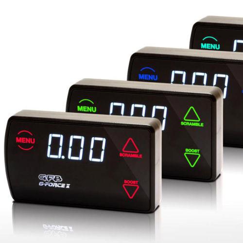 Go Fast Bits G-Force II Boost Controller for Subaru, Mitsubishi, Audi, Mazda