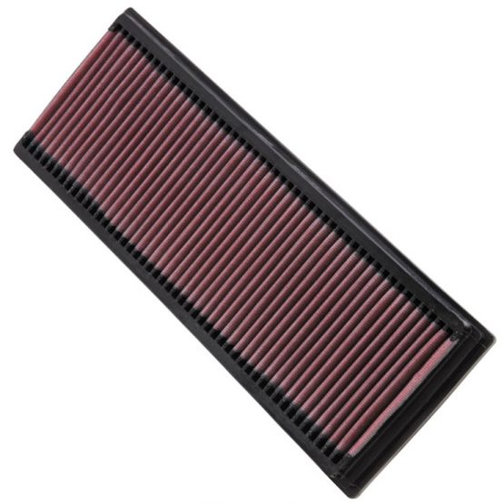K&N 33-2181 Drop-In Air Filter for Mercedes C/CLK/E/GL/ML/R/S/SL Class