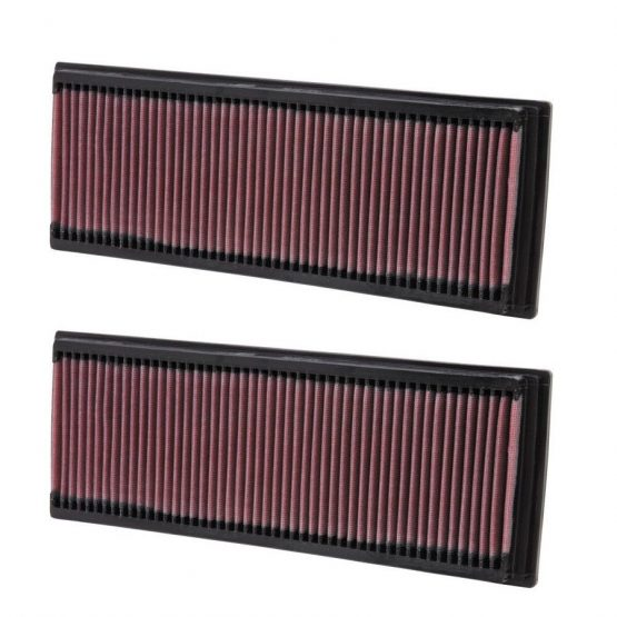 K&N 33-2181 Air Filters PAIR for Mercedes C/CLK/E/GL/ML/R/S/SL Class