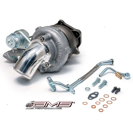 AMS STX500 Upgraded Turbo, for 2008-2015 Mitsubishi LANCER EVOLUTION X