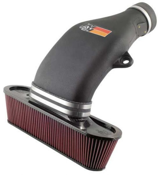 K&N 63-3060-1 Air Intake for 06-09 CORVETTE Z06