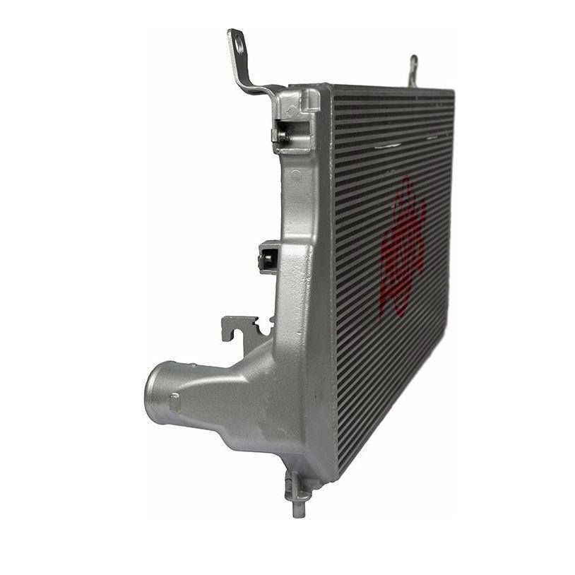 CSF Replacement Aluminum Intercooler, 01-05 SILVERADO & SIERRA 6.6L Turbo