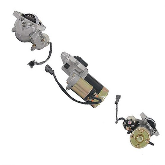 Bosch Remanufactured Starter Motor for 1990-1996 Nissan 300ZX Z32