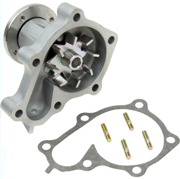 Replacement Water Pump, MADE IN JAPAN, for 1990-1996 Nissan 300ZX