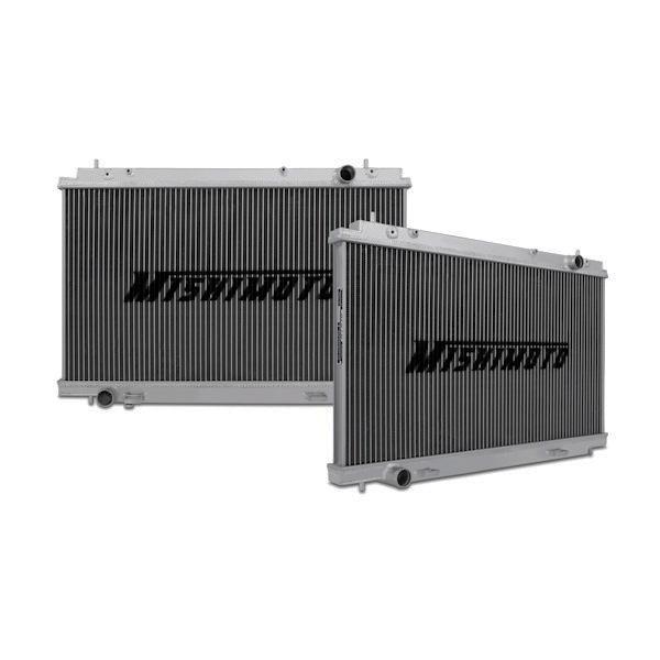Mishimoto Aluminum Radiator for 07-09 Nissan 350Z Manual MMRAD-350Z-07