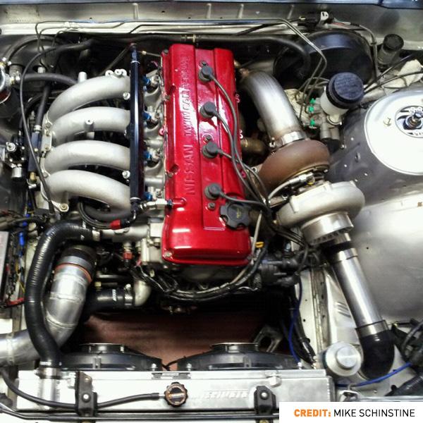 MISHIMOTO Aluminum Radiator for Nissan 240SX w/KA Engine (89-94)