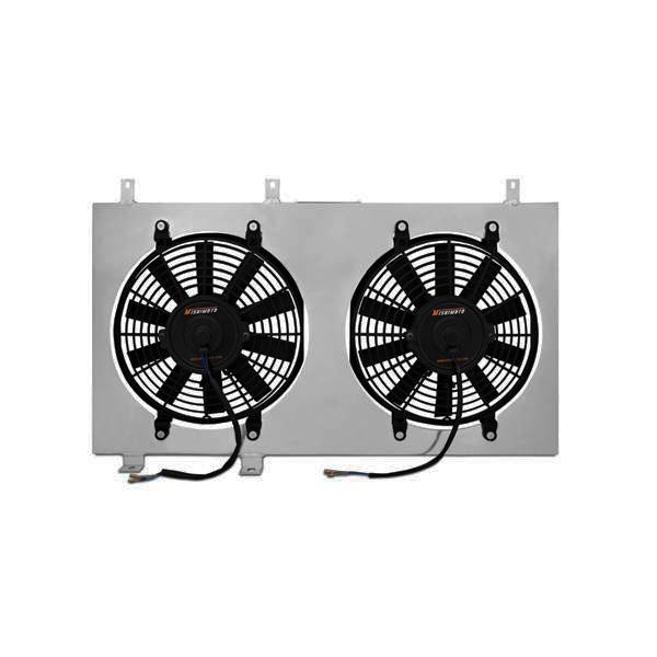 Mishimoto Aluminum Fan Shroud, fits Nissan 240SX S13 w/SR20 Engine (89-94)