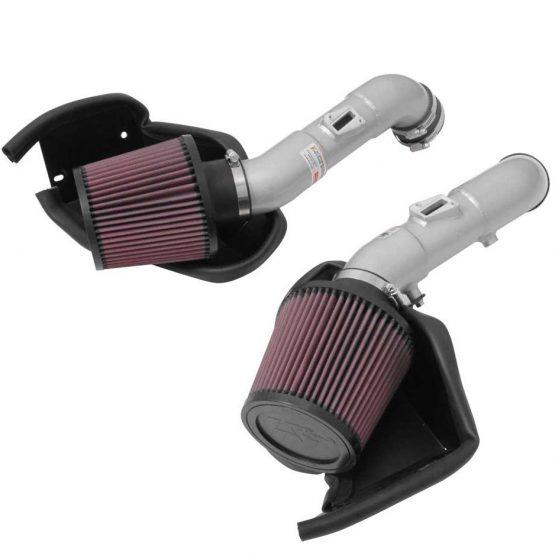 K&N 69-7083TS Dual Air Intake for 14-15 Infiniti Q50 3.7L