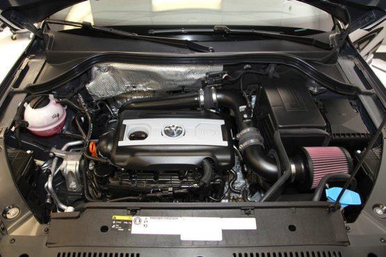 K&N 69-9504TTK Intake for '09-17 Volkswagen CC & Tiguan 2.0L, '09-14 EOS