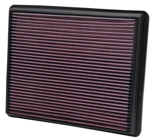 K&N Washable High Flow Air Filter for '99-17 SILVERADO, SIERRA, 4.3L, 4.8L, 5.3L