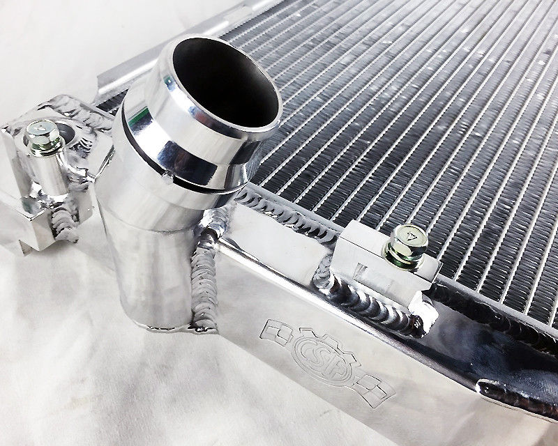 CSF Performance Radiator for 08-11 BMW 135i, 07-11 BMW 335i / Z4, AUTO TRANS