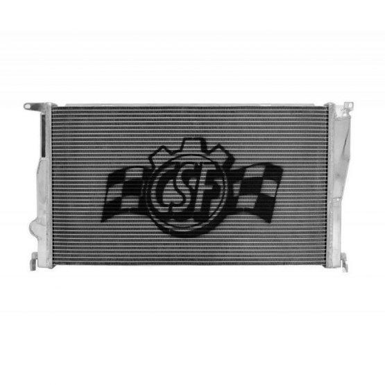 CSF Aluminum Performance Radiator for 08-11 BMW 135i, 09-11 BMW 335i / Z4